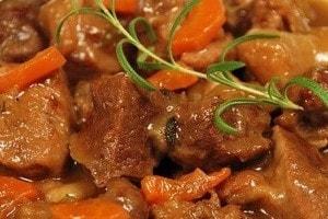 что можно приготовить из говядины