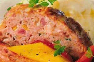 блюда из фарша мясного, рецепты