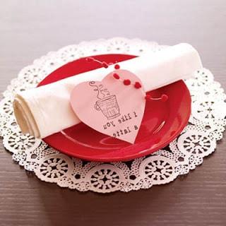 сюрприз для любимого в день святого валентина